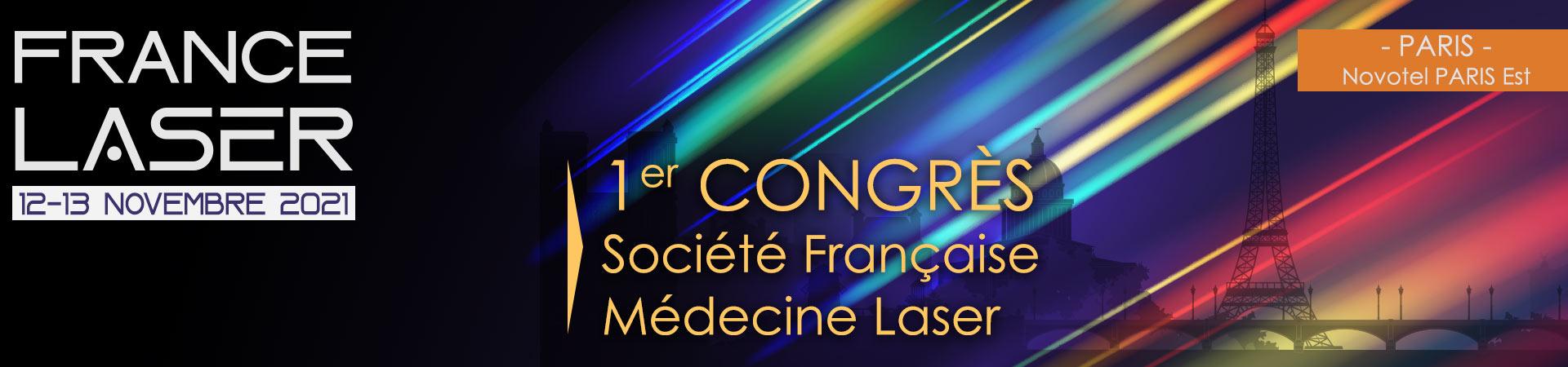 Congrès France Laser 2021